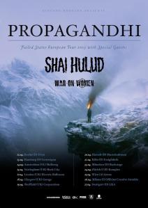 Shai Hulud Tour