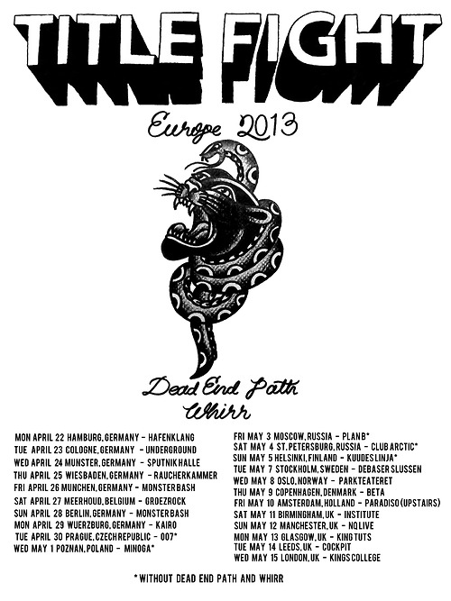 Title Fight 2013