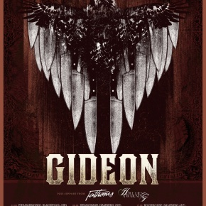 WIN: 2×2 Tickets For Gideon @ Kafee Aloys, Eindhoven (NL)