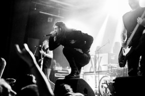 Live Review: While She Sleeps @ De Melkweg, 22 January 2013