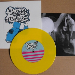 WIN: 2×1 Can't Relate Demo 2008 On 7″