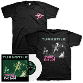Turnstile Launch Pre-Orders7″