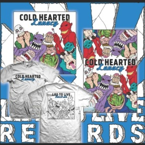 "Cold Hearted Put Up Pre-Orders For ""Lunacy"""
