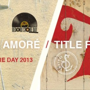 "Touché Amoré / Title Fight To Release 7"" Split for Record Store Day"