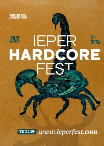 Ieperfest Reveal Artwork Summer Festival