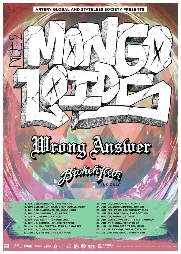 Mongoloids Tour