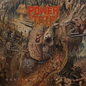 "Powertrip Stream New Songs From ""Manifest Decimation"" Album"