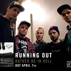 Running Out Release Video for 'DevilsSpawn'
