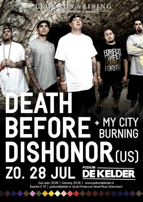 Death Before Dishonor A2.indd