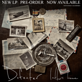 Defeater Streams Another New Song for Letters Home