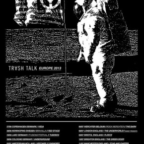 Trash Talk Touring Europe This Summer