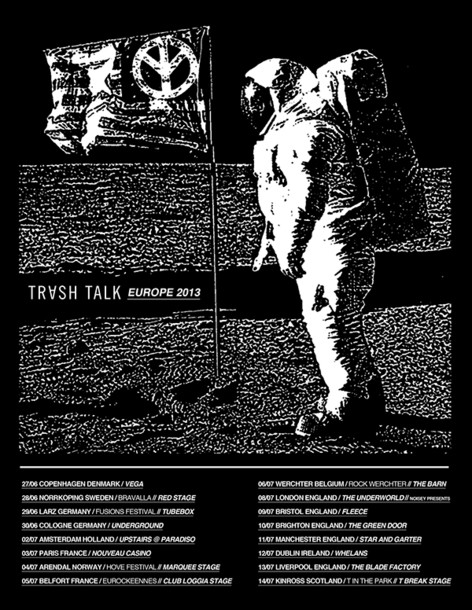 Trash Talk Euro Tour