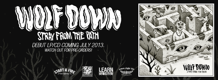 Wolf Down - Stray From The Path