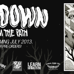 WOLF x Down Post Title Track 'Stray From The Path'