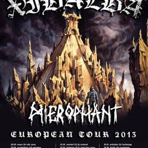 Xibalba Announce European Tour with Hierophant