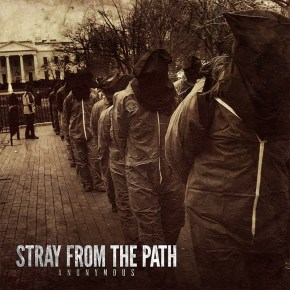 Album Review: Stray From The Path – Anonymous