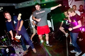 Cornered Release New Song 'Serve TheBeast'