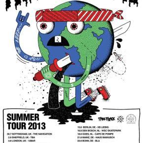 Presents: Kids Insane on Tour inEurope