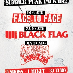 WIN: 2×2 Tickets for Summer Punk Package @ Melkweg, Amsterdam