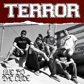 Terror Release Video for 'HardLessons'