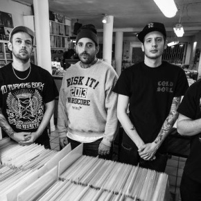 World Eater Release Video for 'About ToFall'