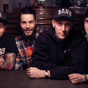 Young Turks Back in Studio to Record NewEP