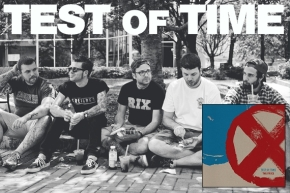 Test of Time Post New Track 'Riptide'