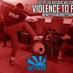 Violence To Fade Joins Life To Live Records