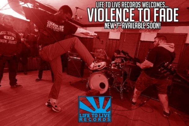 Violence To Fade Ad