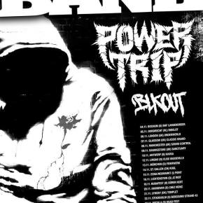 Bane Announce European Tour with Power Trip
