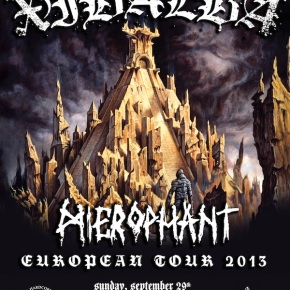 Presents: Xibalba & Hierophant @ Winston Kingdom, 29 September 2013