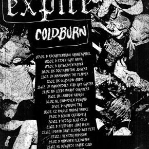 Expire Full Set @ Garage, 15 february 2014