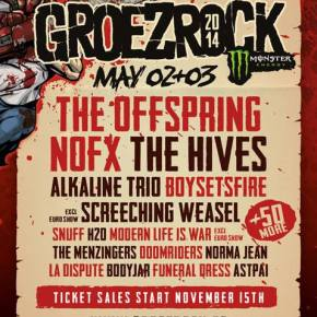 Groezrock Announce First Names 2014 Festival
