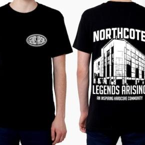 Northcote Festival x Legends Arising CollaborationT-shirt