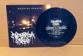 Review: Redemption Denied – Nothing Remains