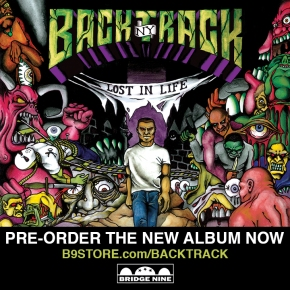 "Backtrack Stream New Album ""Lost In Life"""