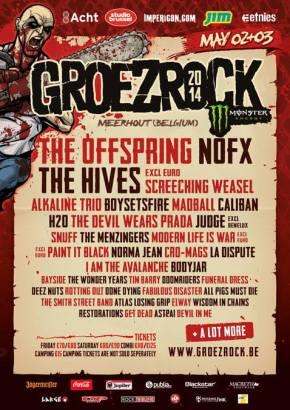 Groezrock Announce NewNames