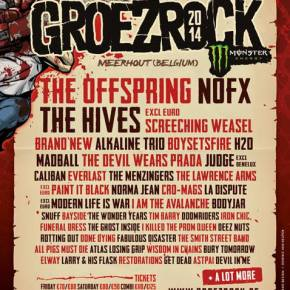 Groezrock Announce More New Names