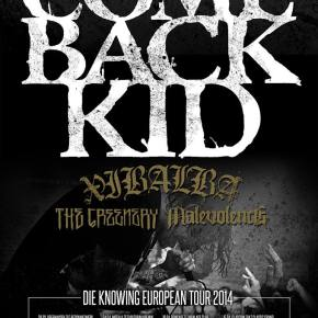 Comeback Kid Announce European Tour and Release Album Info