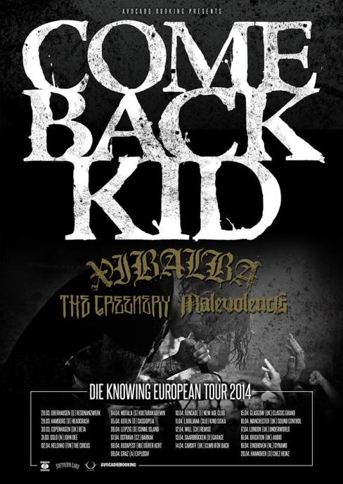 Comeback Kid Tour