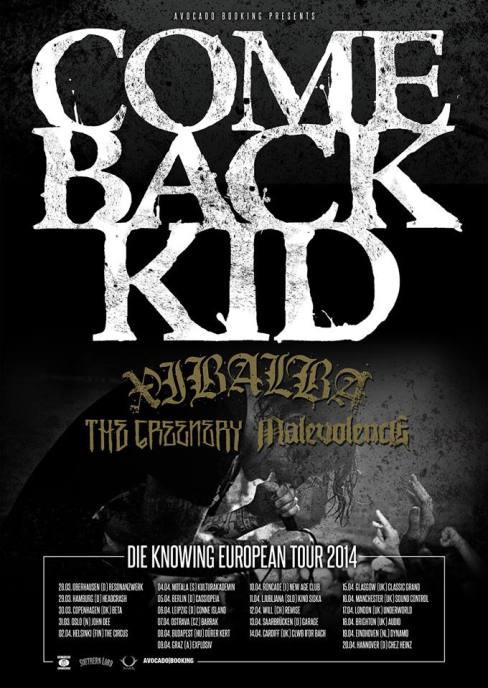 Comeback Kid Tour