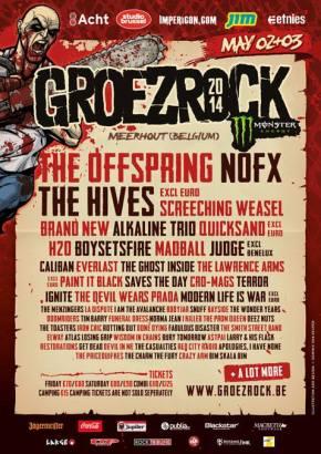 Groezrock Announce More NewBands