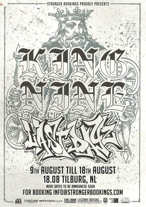King Nine : Last Dayz Tour