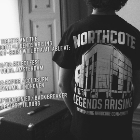Northcote Collaboration T-shirt and Festival Tickets on Sale atShows