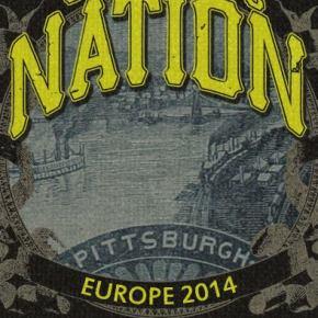 Presents: Steel Nation EuropeanTour