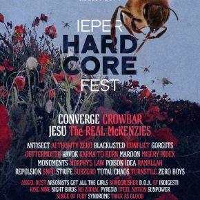 Ieperfest Summer 2014: New BandsAdded