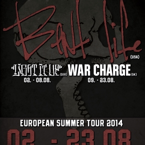 Presents: Bent Life Announce European Tour