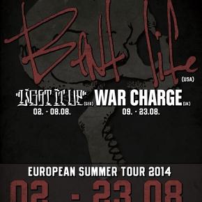Presents: Bent Life Announce EuropeanTour