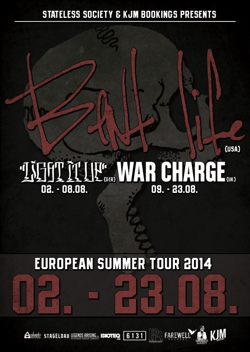 Bent Life European Tour