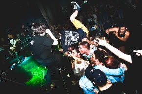 Presents: Northcote Festival Full Sets of Twitching Tongues, Forsaken and more